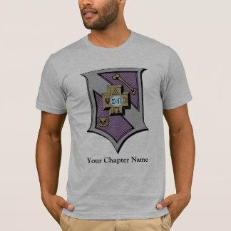 Sigma Pi Shield 4-Color T-Shirt