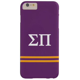 Sigma Pi | Sport Stripe Barely There iPhone 6 Plus Case