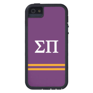 Sigma Pi | Sport Stripe Case For The iPhone 5