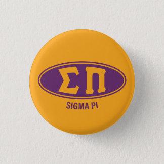 Sigma Pi | Vintage 3 Cm Round Badge