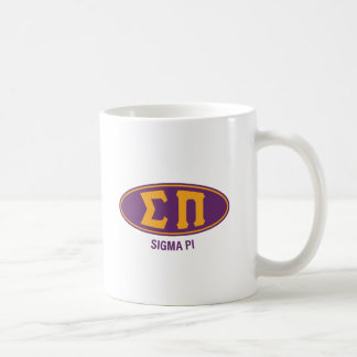 Sigma Pi | Vintage Coffee Mug