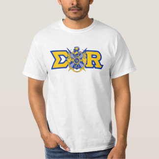 Sigma R with Coat of Arms T-Shirt