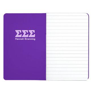 Sigma Sigma Sigma Lavender Letters Journal