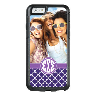 Sigma Sigma Sigma | Monogram and Photo OtterBox iPhone 6/6s Case