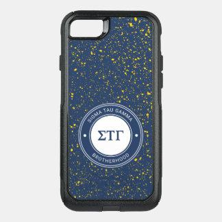 Sigma Tau Gamma | Badge OtterBox Commuter iPhone 7 Case