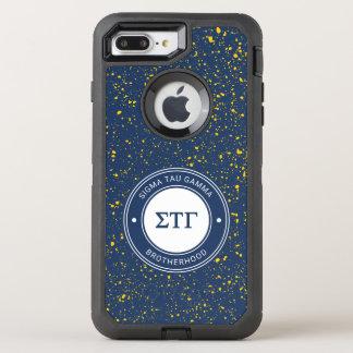Sigma Tau Gamma | Badge OtterBox Defender iPhone 8 Plus/7 Plus Case