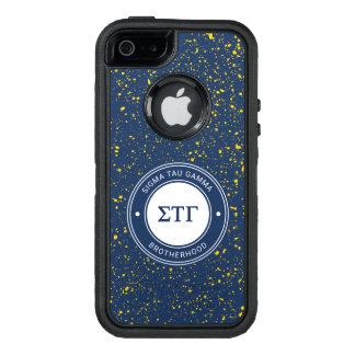 Sigma Tau Gamma | Badge OtterBox Defender iPhone Case