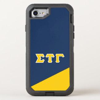 Sigma Tau Gamma | Greek Letters OtterBox Defender iPhone 7 Case