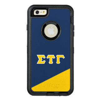 Sigma Tau Gamma | Greek Letters OtterBox Defender iPhone Case