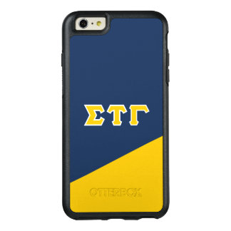 Sigma Tau Gamma | Greek Letters OtterBox iPhone 6/6s Plus Case