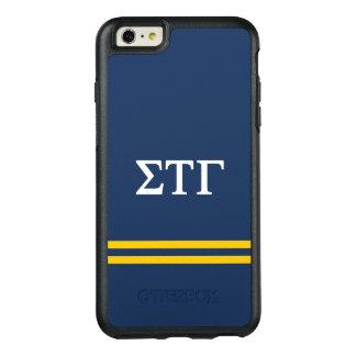 Sigma Tau Gamma   Sport Stripe OtterBox iPhone 6/6s Plus Case