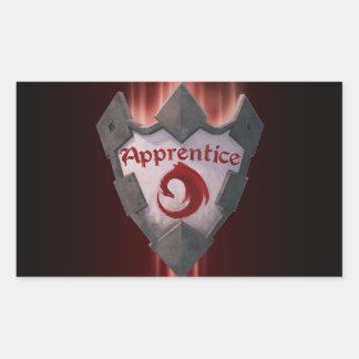 Sigma X Studios - Apprentice Logo Sticker