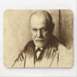 Sigmund Freud Mousepad