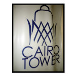 sign cairo tower