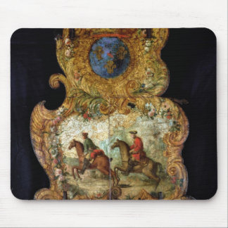 Sign for the Royal Mail of Chantilly Mouse Mat