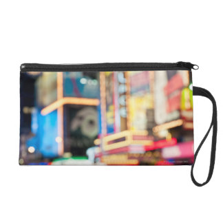 Sign in Times Square Wristlet Purse