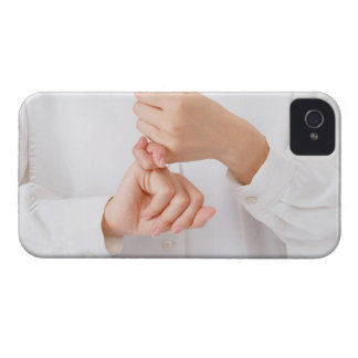 Sign Language 2 iPhone 4 Case