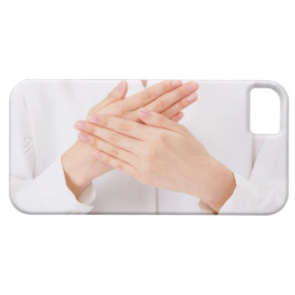 Sign Language iPhone 5 Cases