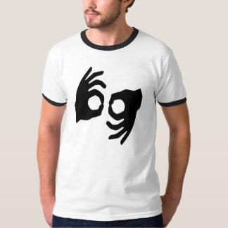 sign language T-Shirt