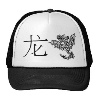 Sign of the Dragon Mesh Hat
