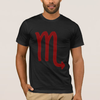 Sign of the Zodiac: Scorpio T-Shirt