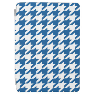 Signal Blue Moods Houndstooth iPad Air Cover
