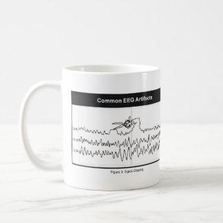 Signal Clipping Coffee Mug