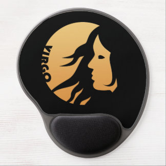 Signal of the zodiac of the Virgo Gel Mouse Pad
