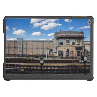 Signal post for trains iPad air covers