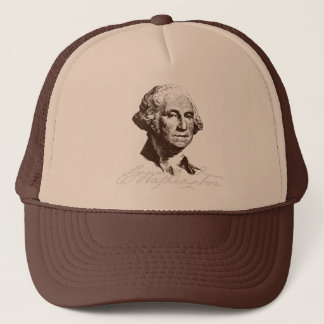 Signature George Washington Trucker Hat