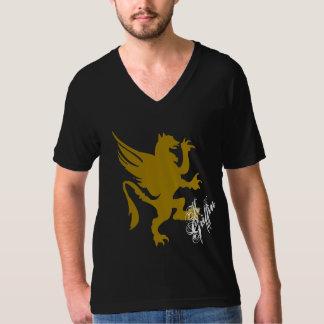 Signature K. Griffin V-Neck T-Shirt