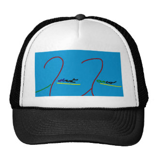 Signature line products by Robert Rasco Hat