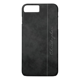 Signature Mottled Black Handsome iPhone 7 Plus iPhone 8 Plus/7 Plus Case
