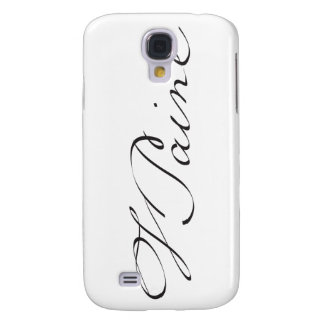 Signature of Founding Father Thomas Paine Samsung Galaxy S4 Cover