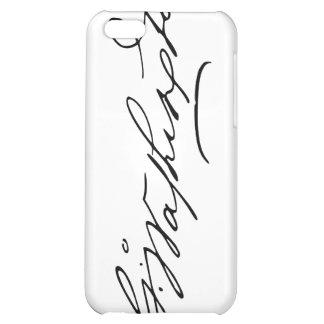 Signature of U.S. President George Washington iPhone 5C Covers