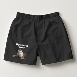 Significant Otter Boxers