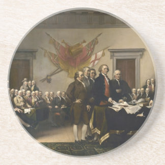 Signing of the Declaration of Independence Coaster