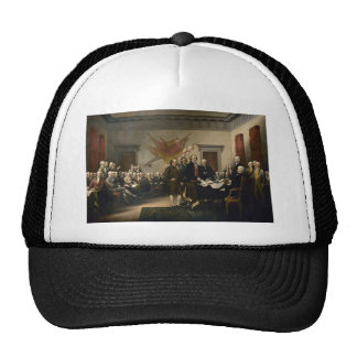 Signing of the Declaration of Independence Hat