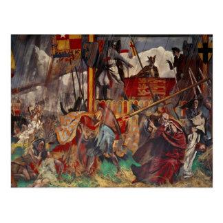 Signing of the Magna Carta 1215 Postcards