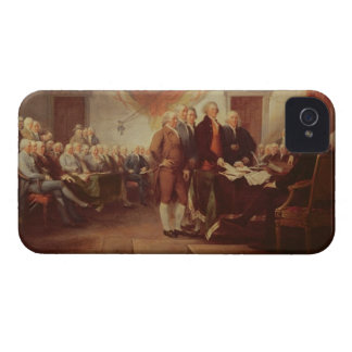 Signing the Declaration of Independence, 4th iPhone 4 Cover