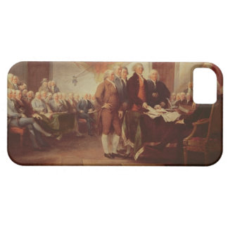 Signing the Declaration of Independence, 4th iPhone 5 Cover