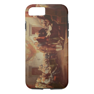 Signing the Declaration of Independence, 4th iPhone 8/7 Case