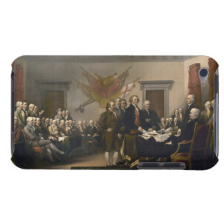 Signing the Declaration of Independence, July 4th Barely There iPod Covers