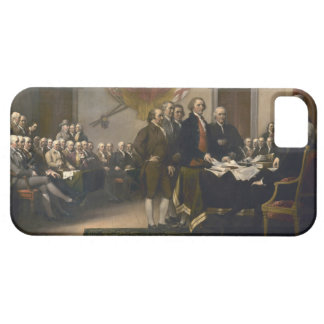 Signing the Declaration of Independence, July 4th iPhone 5 Case