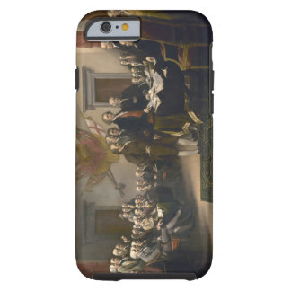 Signing the Declaration of Independence, July 4th Tough iPhone 6 Case