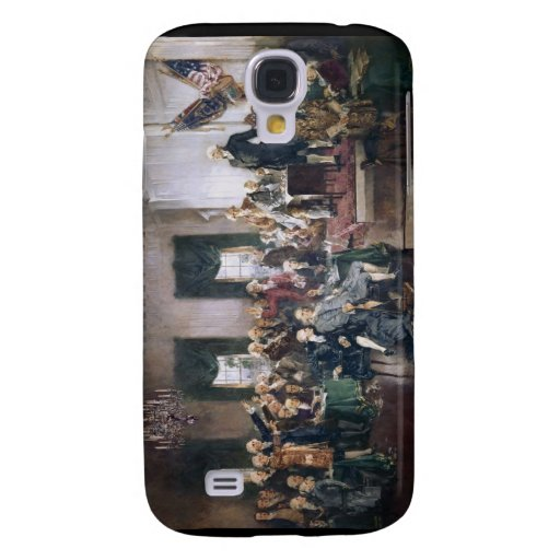 Signing the US Constitution by Christy Galaxy S4 Covers