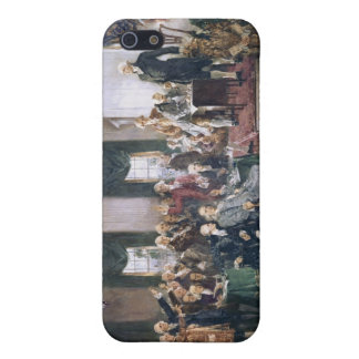 Signing the US Constitution by Christy iPhone 5/5S Case