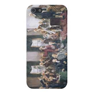 Signing the US Constitution by Christy iPhone 5/5S Cases