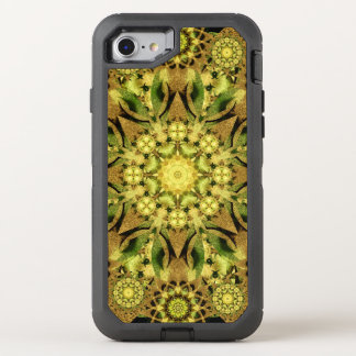Signs of Spring Mandala OtterBox Defender iPhone 8/7 Case