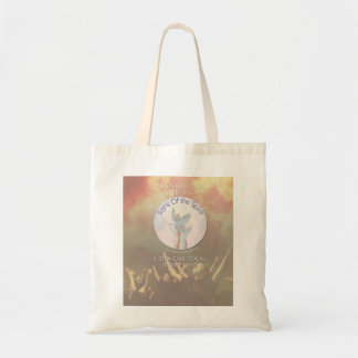 Signs of the Spirit Tote Budget Tote Bag